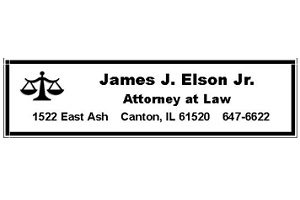 James J. Elson, Attorney